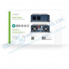 Conversor Nedis 2000W 12v-230v Onda Pura
