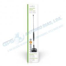 Antena Interior FM / UHF / VHF 5km 7dB