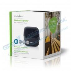 Coluna Bluetooth 15W NEDIS