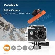 Action Cam 4K 30fps