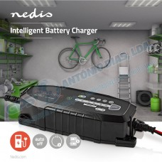 Carregador de Bateria Chumbo - Ácido Nedis