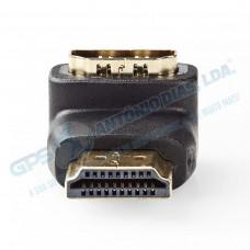 Adaptador HDMI C/ Ângulo 90º