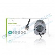 Conversor Nedis 100W 12v-230v